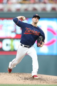 Jake Odorizzi | Ben Ludeman-USA TODAY Sports