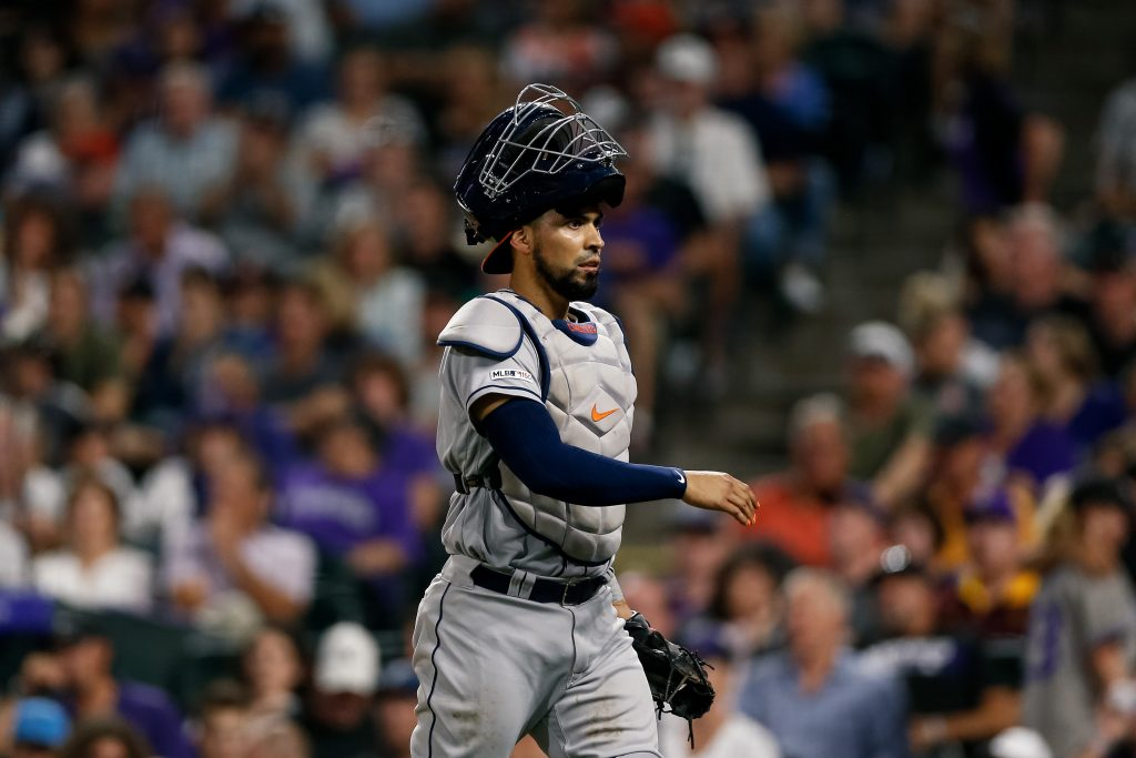 Robinson Chirinos Drawing Interest From Several Clubs