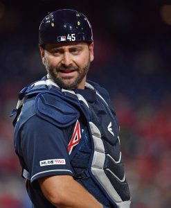 Francisco Cervelli | Eric Hartline-USA TODAY Sports
