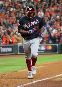 Howie Kendrick   Troy Taormina-USA TODAY Sports