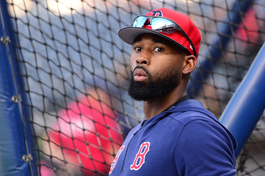 Red Sox Will Tender Contract To Jackie Bradley Jr.