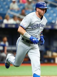 Justin Smoak | im Klement-USA TODAY Sports