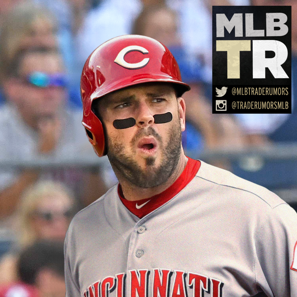 Reds Sign Mike Moustakas - MLB Trade Rumors