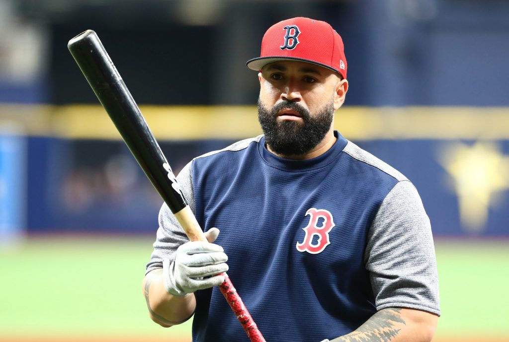 Red Sox Trade Sandy Leon To Indians
