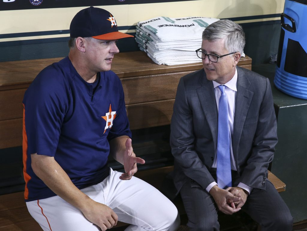 Season Cancellation Would Now not Delay Luhnow, Hinch Reinstatement - MLB Substitute Rumors thumbnail
