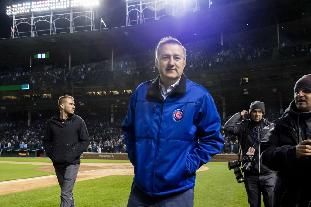 Latest On Cubs' Offseason Plans