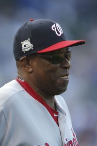 Dusty Baker | Dennis Wierzbicki-USA TODAY Sports