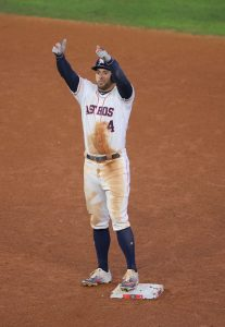 George Springer | Erik Williams-USA TODAY Sports