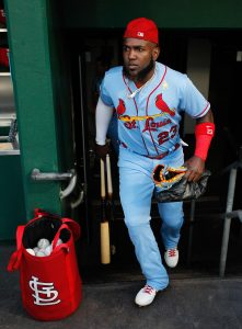 Marcell Ozuna | Charles LeClaire-USA TODAY Sports
