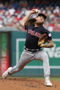 Mike Clevinger | Geoff Burke-USA TODAY Sports
