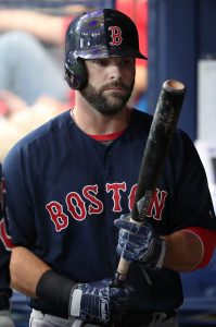Mitch Moreland | Kim Klement-USA TODAY Sports