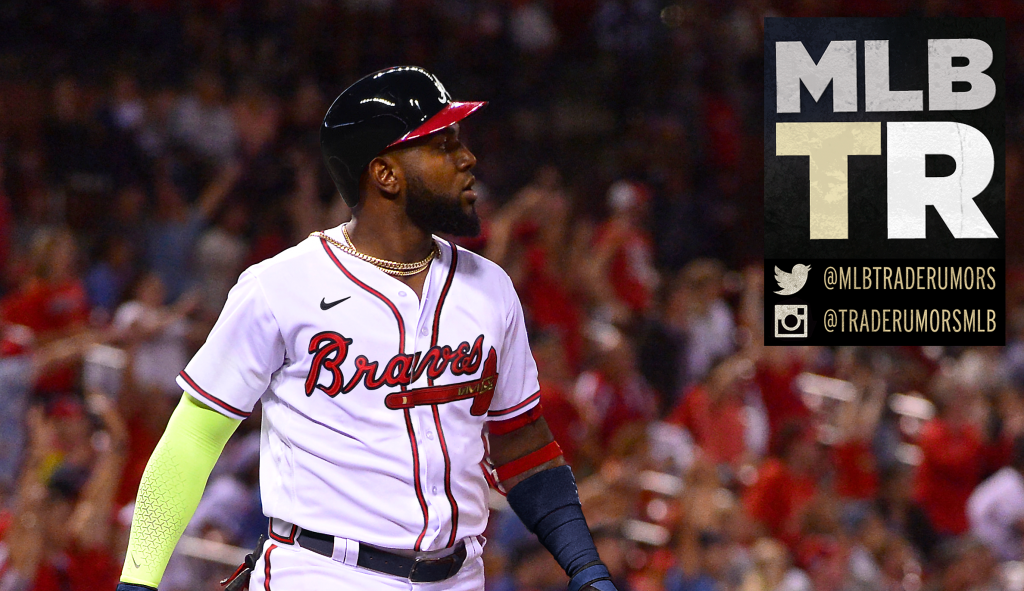 Details On Reds' Pursuit Of Marcell Ozuna