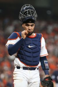 Robinson Chirinos | Troy Taormina-USA TODAY Sports