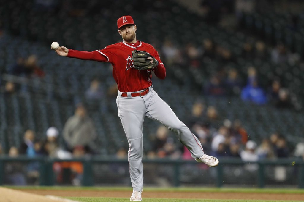 Giants Place Zack Cozart On Release Waivers