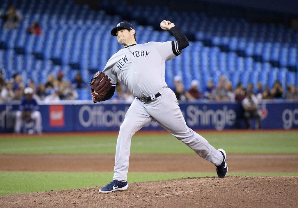 Latest On Yankees' Rotation