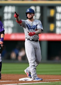 Alex Verdugo | Ron Chenoy-USA TODAY Sports