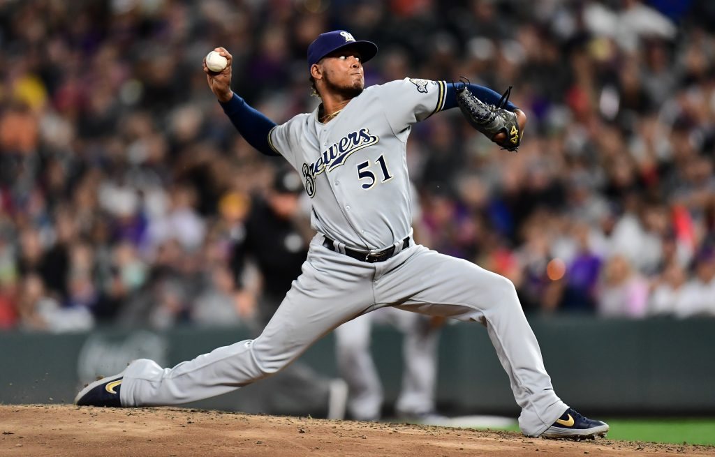 Assessing The Brewers' Rotation