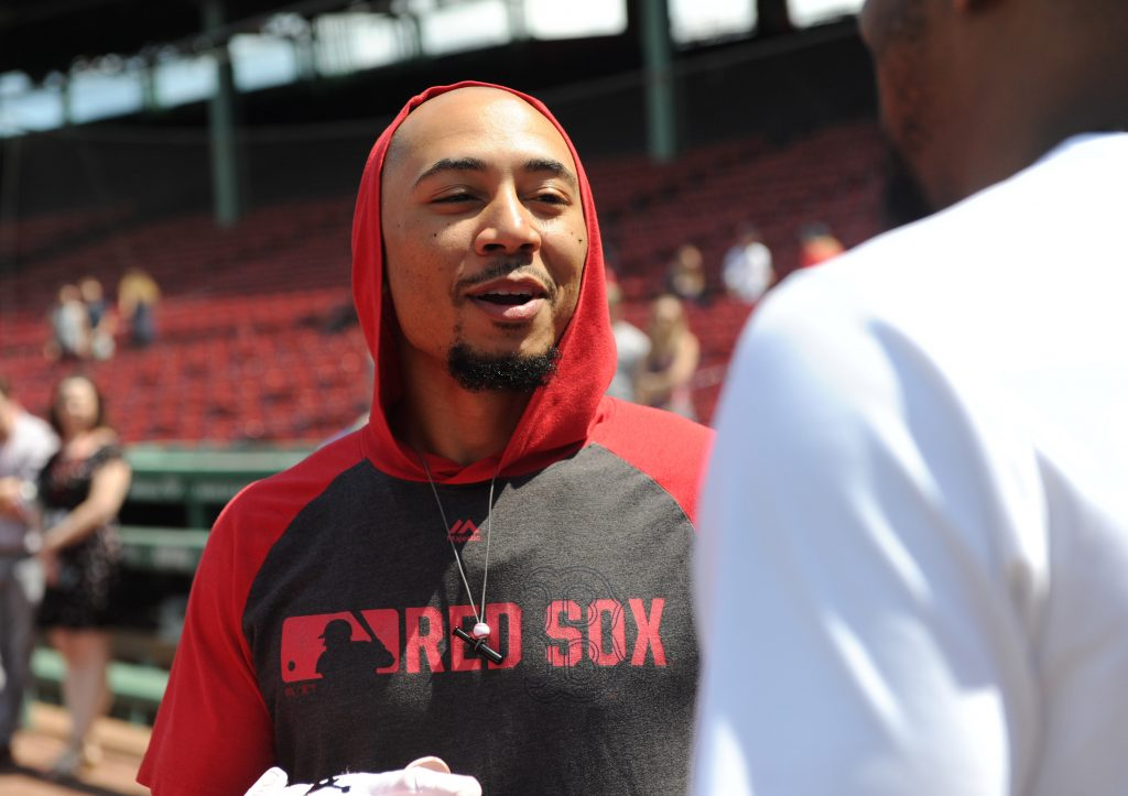 Details On Padres' Pursuit Of Mookie Betts
