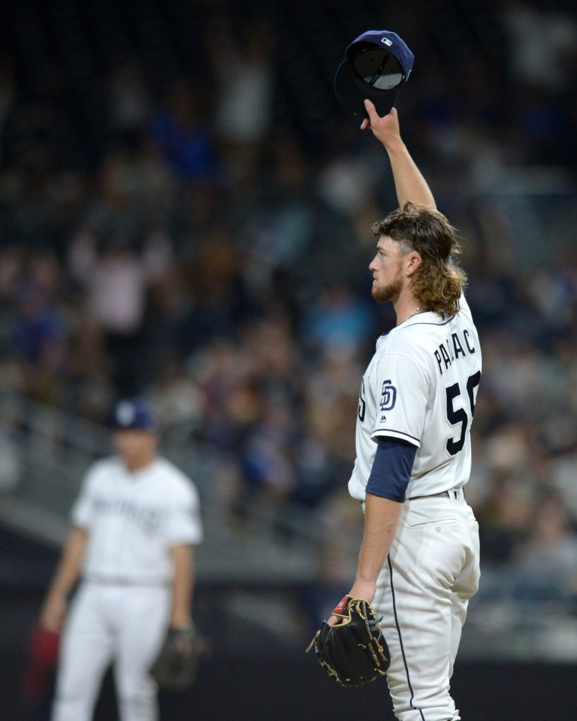 Padres Reinstate Chris Paddack From Injured List