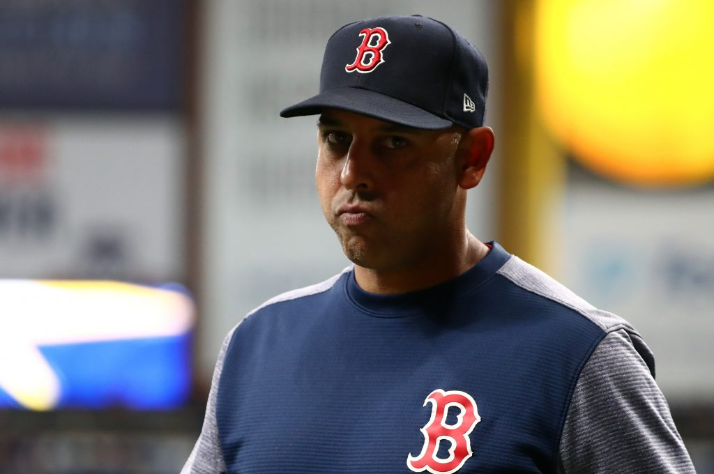 Red Sox To Hire Alex Cora As Manager