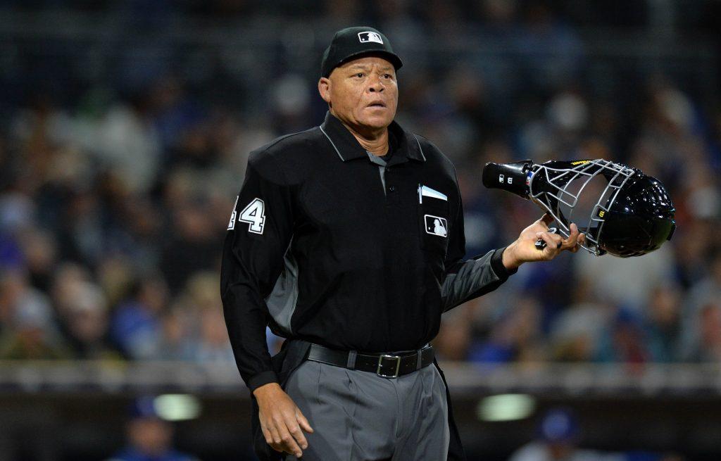 MLB Seeking Pay Reduction For Umpires thumbnail