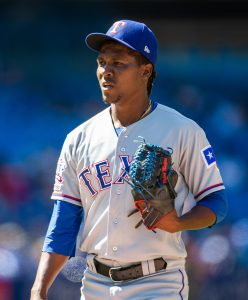 Rafael Montero | Kevin Sousa-USA TODAY Sports