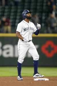 Denard Span | Joe Nicholson-USA TODAY Sports
