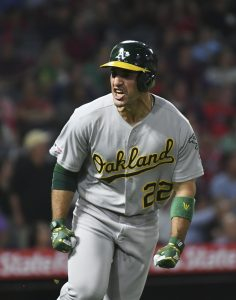 Ramon Laureano | Richard Mackson-USA TODAY Sports
