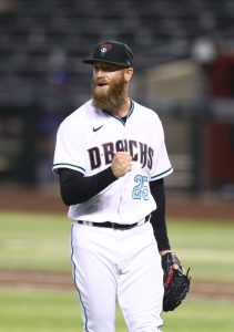 Archie Bradley |Mark J. Rebilas-USA TODAY Sports