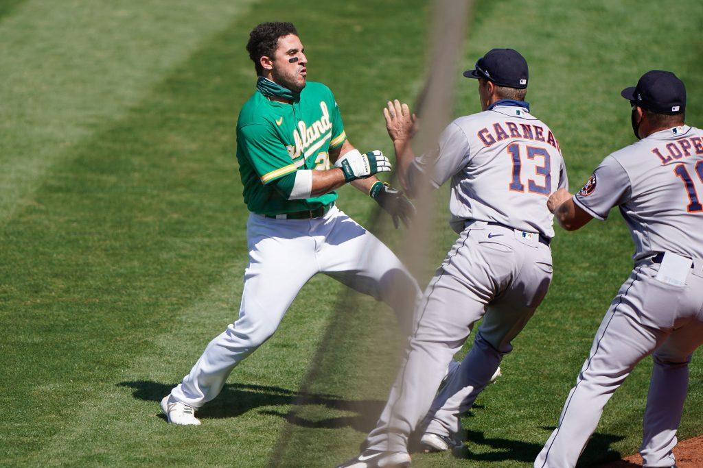 Ramon-laureano-athletics-astros-brawl-1024x683