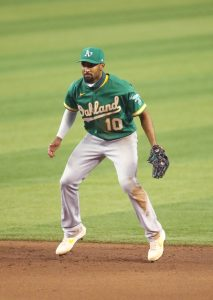 Marcus Semien | Mark J. Rebilas-USA TODAY Sports