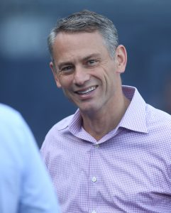 Jed Hoyer | Charles LeClaire-USA TODAY Sports