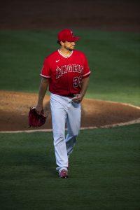 Matt Andriese | Angels Baseball/Pool Photo via USA TODAY Network
