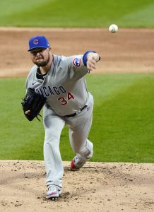 Jon Lester | Mike Dinovo-USA TODAY Sports