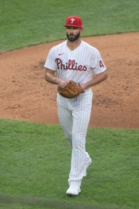Jake Arrieta |Gregory Fisher-USA TODAY Sports