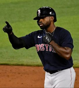 Jackie Bradley Jr. | Jasen Vinlove-USA TODAY Sports