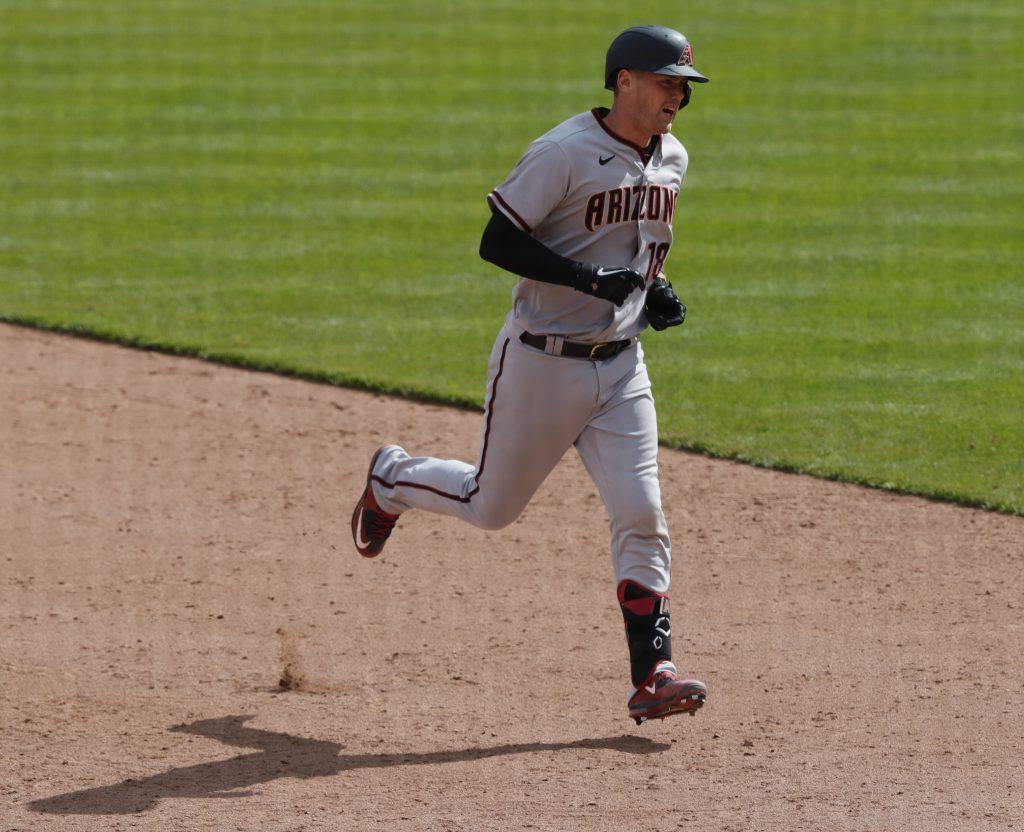 Diamondbacks' Carson Kelly Suffers Fractured Right Wrist - MLB Trade Rumors