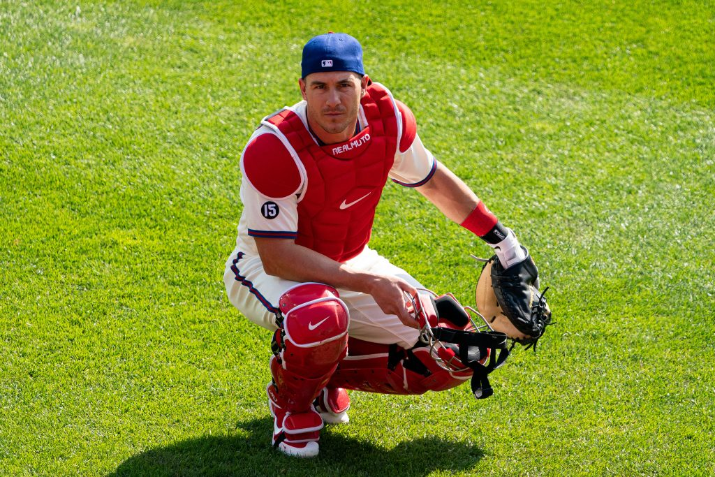 Phillies Place J.T. Realmuto On Covid-Related IL