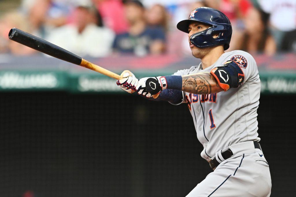 Astros Activate Carlos Correa, Austin Pruitt