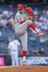 Andrew Heaney | Vincent Carchietta-USA TODAY Sports