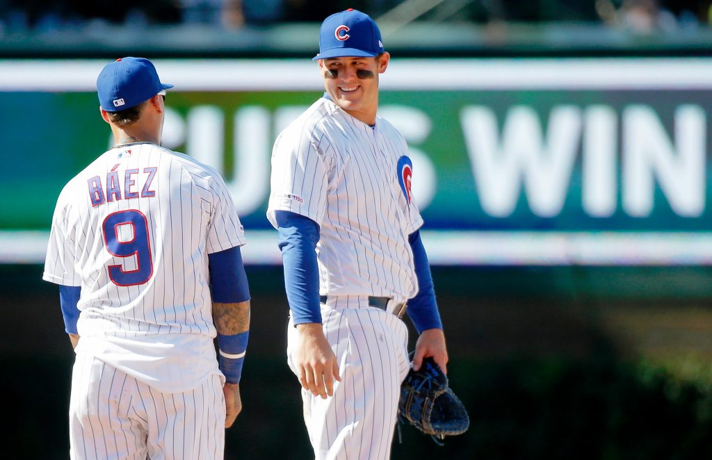 Cubs Will Try To Extend Rizzo, Baez Before Talking Trade
