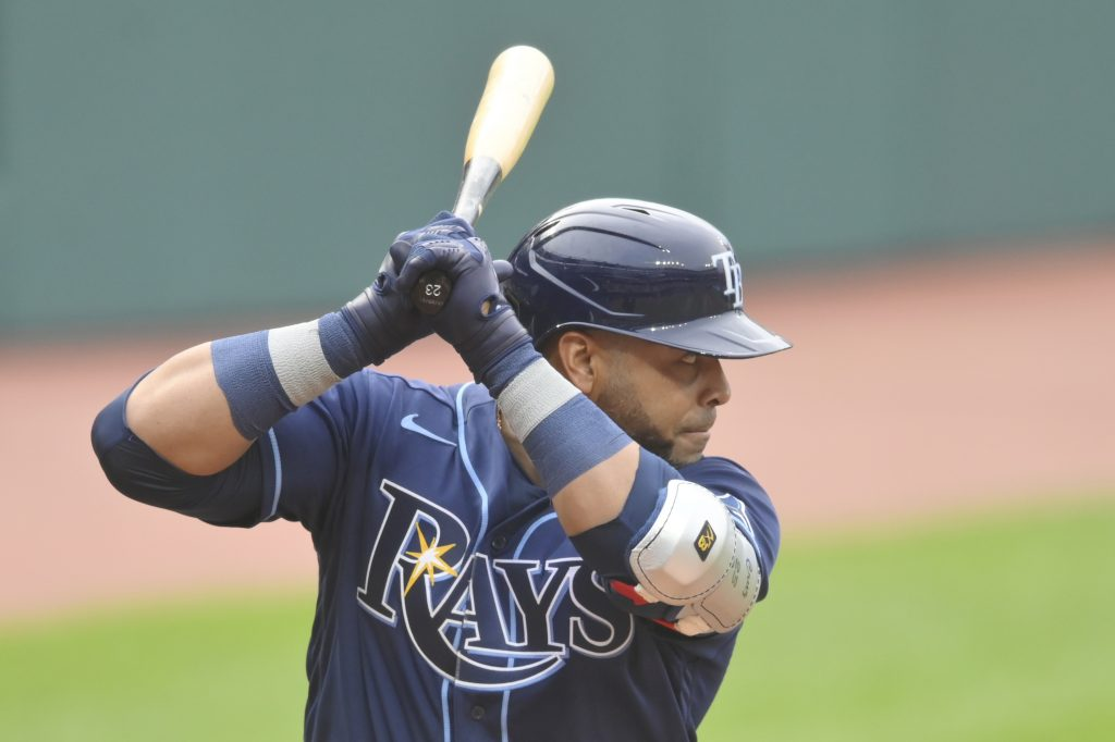 Rays Place Nelson Cruz On COVID-19 Injured List