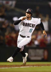 Tim Locastro | Mark J. Rebilas-USA TODAY Sports