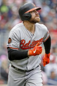 Chris Davis | Bruce Kluckhohn-USA TODAY Sports