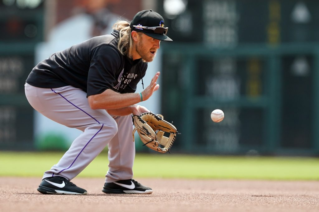 Red Sox Claim Taylor Motter Off Waivers From Rockies
