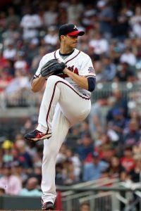 Charlie Morton | Jason Getz-USA TODAY Sports