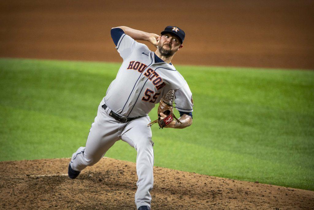Ryan Pressly Reaches Vesting Threshold, Guarantees 2022 Salary - MLB Trade Rumors