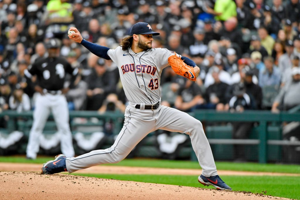 Lance McCullers Jr. Won't Pitch In World Series - MLB Trade Rumors