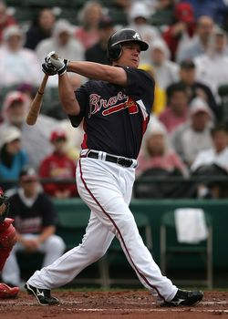 Chipper Jones - Braves
