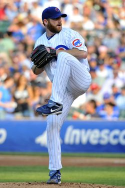Ryan Dempster - Cubs (PW)